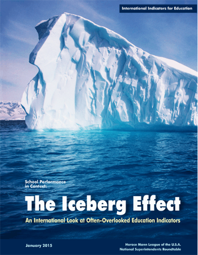 iceberg effect cover image